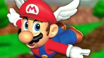 Salen a la luz unos curiosos vídeos que nos muestran versiones beta de Super Mario 64 y Super Mario RPG