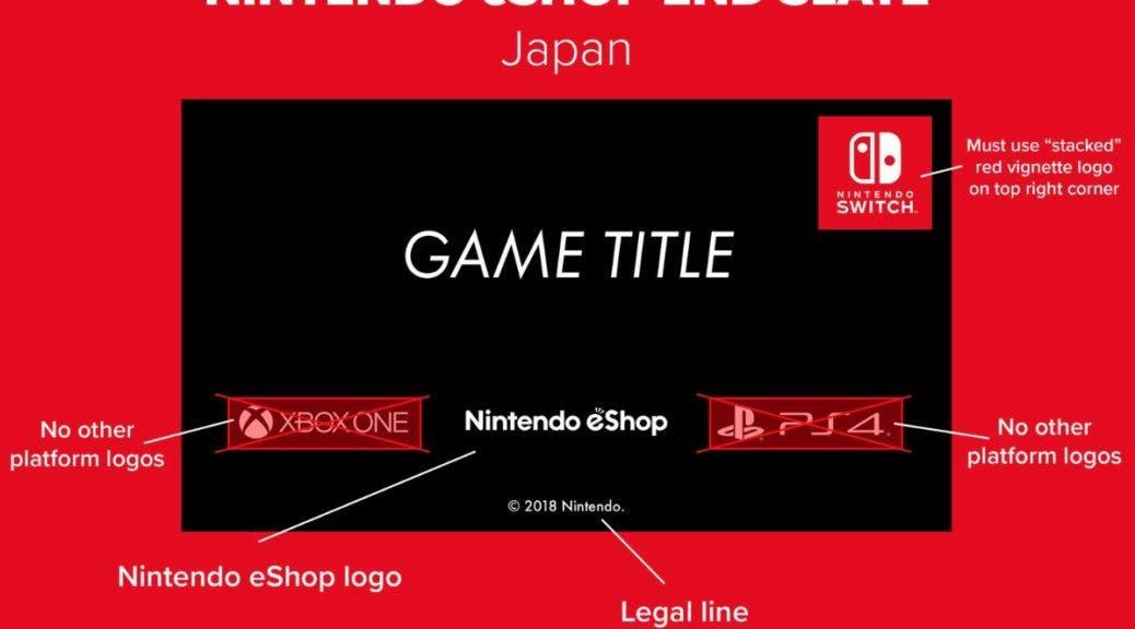 Así es como se crean tráilers auténticos de Nintendo Switch de acuerdo con las especificaciones oficiales
