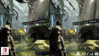 Digital Foundry somete a test y compara la versión de Warframe para Nintendo Switch