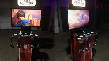 Un fan crea esta máquina arcade dedicada a Super Smash Bros. Ultimate