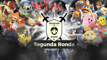 Segunda Ronda de Nintendo Wars: Luchadores de Super Smash Bros. Ultimate: ¡Vota ya por los 16 clasificados!