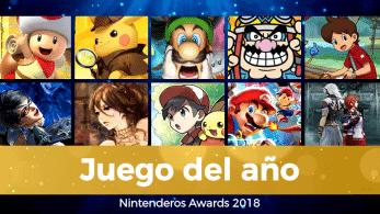 Nintenderos Awards 2018: Juego del año