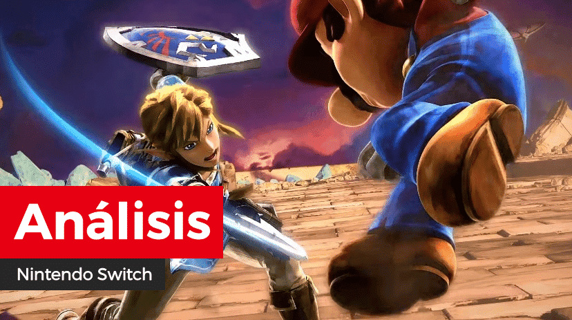 [Análisis] Super Smash Bros. Ultimate