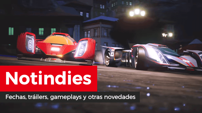 Novedades indies: Xenon Racer, Car Quest, Hello Neighbor: Hide and Seek, Victor Vran: Overkill Edition, Youtubers Life OMG! y Superbrothers: Sword & Sworcery