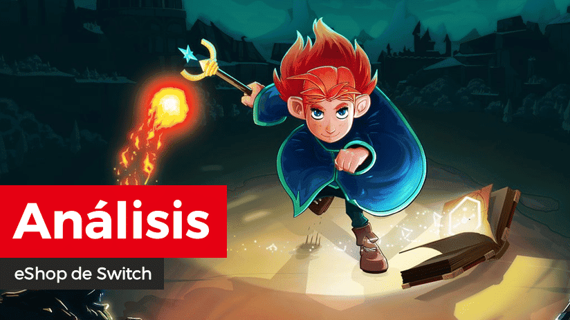 [Análisis] Mages of Mystralia