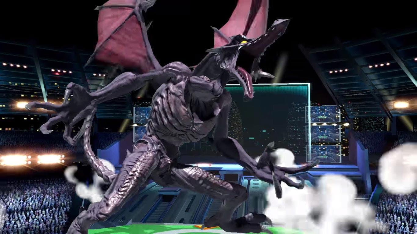 Este vídeo nos muestra como un nuevo glitch en Super Smash Bros. Ultimate permite a Ridley derrotar instantáneamente a Sonic