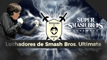 ¡Arranca Nintendo Wars: Mejor luchador de Super Smash Bros. Ultimate!