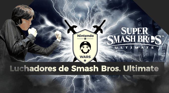 ¡Arranca Nintendo Wars: Mejor luchador de Super Smash Bros. Ultimate!