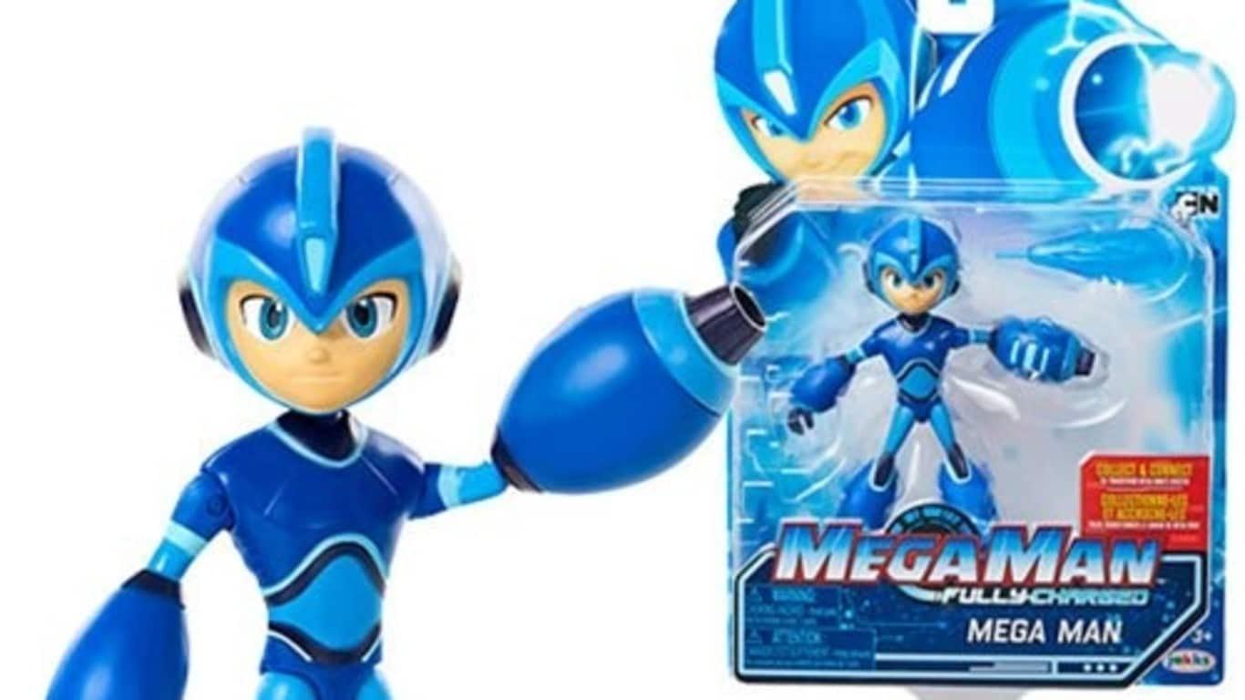 Jakks Pacific lanzará una línea de juguetes basados en Mega Man Fully Charged