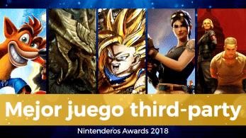Nintenderos Awards 2018: Mejor juego third-party en consolas de Nintendo