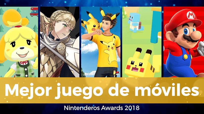 Nintenderos Awards 2018: Mejor juego de móviles para el público nintendero
