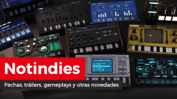Novedades indies: Dynamite Fishing, Horizon Shift '81, Astro Bears Party, Chronus Arc, Feudal Alloy, KORG Gadget, NAIRI: Tower of Shirin, Soikano ~Gyutto Dakishimete~, Lazy Galaxy y más