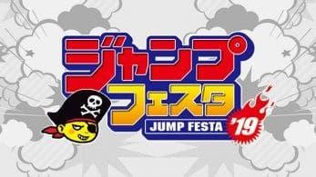 Bandai Namco revela su linea de juegos para Jump Festa 2019
