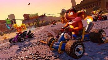 [Act.] Crash Team Racing Nitro-Fueled dispondrá de versión física y detallamos el contenido de su edición Nitros Oxide