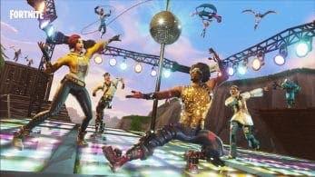 Epic Games activa la pestaña Carrera por error en Nintendo Switch y vuelve Dominción Disco por tiempo limitado a Fortnite