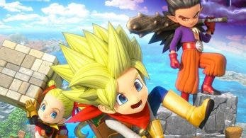 [Act.] Nuevo vídeo promocional de Dragon Quest Builders 2