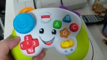 Este juguete de Fisher Price esconde el código Konami y puede ser usado para jugar a Super Smash Bros. Melee