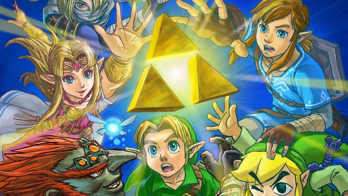 [Act.] The Legend of Zelda nos recuerda que solo faltan 4 días para la llegada de Super Smash Bros. Ultimate