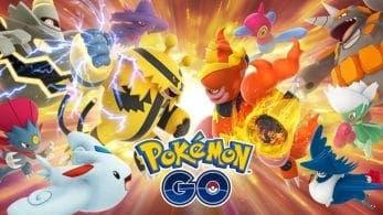 Detallados oficialmente los Combates de Entrenador de Pokémon GO