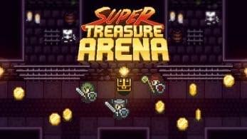 Super Treasure Arena está de camino a Nintendo Switch: se estrena el 24 de diciembre