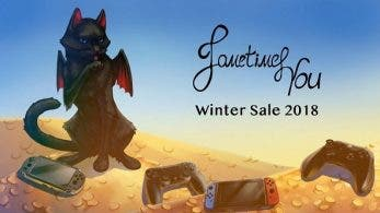 Estas son las ofertas de invierno que ha lanzado Sometimes You en la eShop de Switch