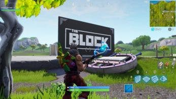 Epic Games presenta El Bloque de Fortnite