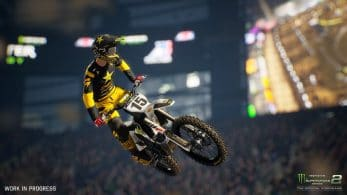 [Act.] Primer gameplay de Monster Energy Supercross – The Official Videogame 2