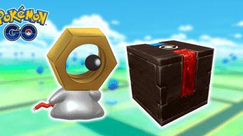 Aumenta el efecto de la Caja Misteriosa de Meltan en Pokémon GO