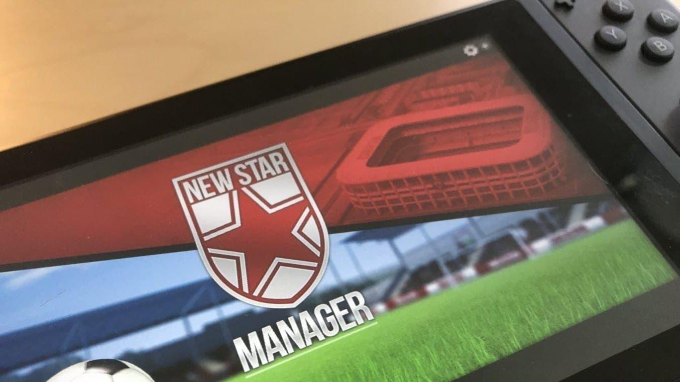 New Star Manager queda confirmado para Nintendo Switch