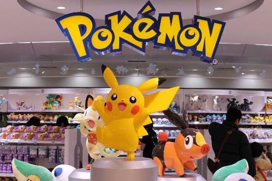 El Pokémon Center de Kioto, Japón se prepara para los Juegos Olímpicos de 2020 y reabrirá el 16 de marzo en una nueva localización