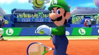 Los atuendos clásicos de Mario y Luigi serán recompensas en el torneo de enero de Mario Tennis Aces