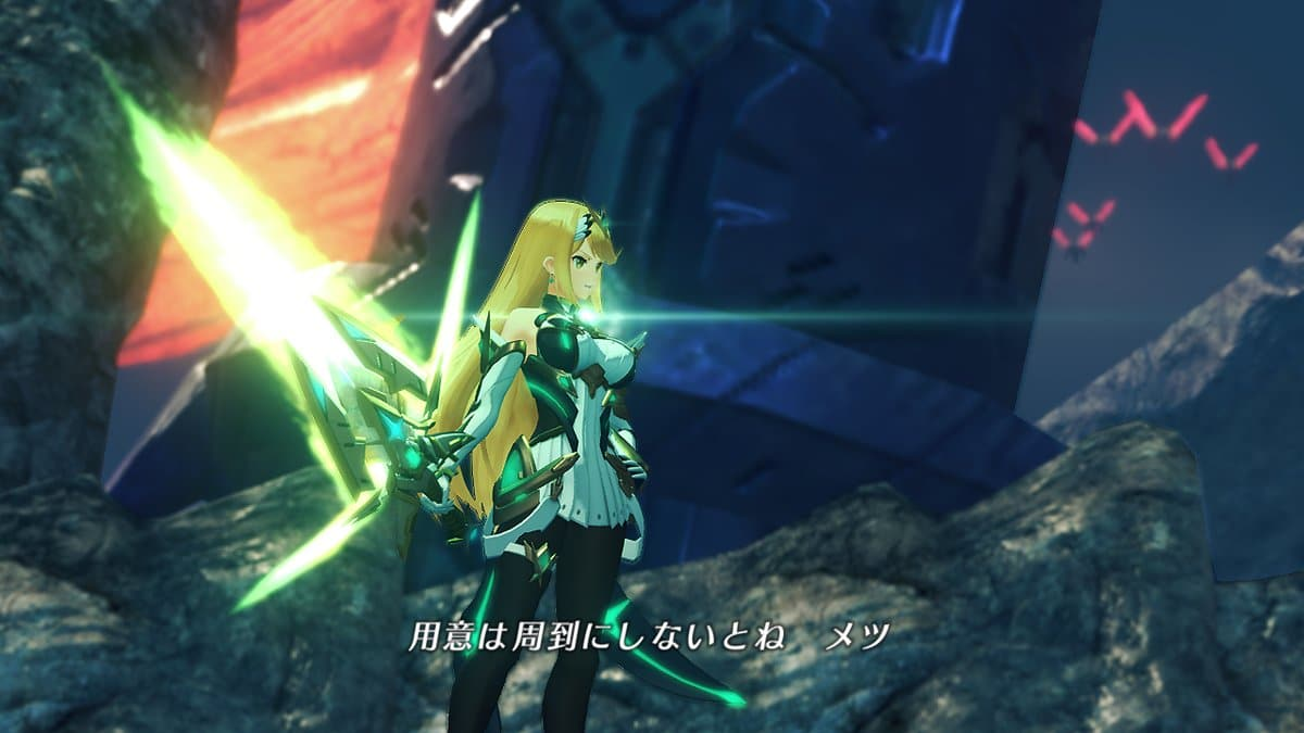 Xenoblade Chronicles 2 y Xenoblade Chronicles 2: Torna – The Golden Country se actualizan para recibir el atuendo de Mythra en Super Smash Bros. Ultimate