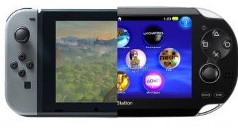 Las ventas de Nintendo Switch ya han superado a las de PlayStation Vita en Japón