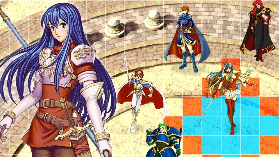 [Act.] Fire Emblen protagoniza el próximo evento de Tablero de espíritus de Super Smash Bros. Ultimate