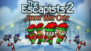 El DLC gratuito Snow Way Out llega a The Escapists 2
