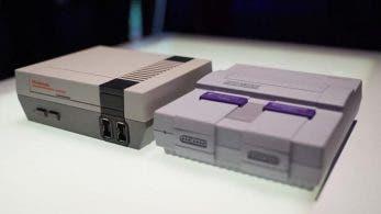 NES Classic Mini y SNES Classic Mini están cerca de superar las ventas totales de Wii U