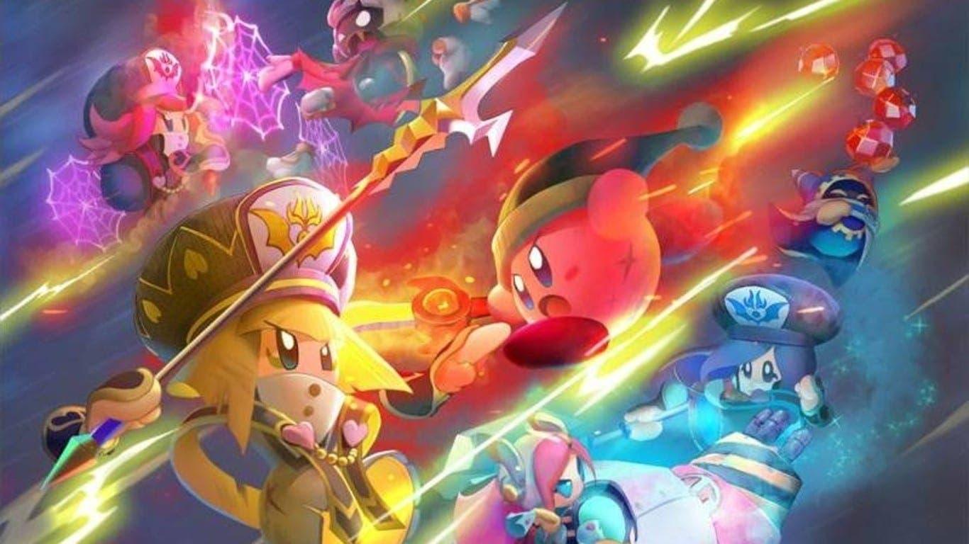 El director de Kirby Star Allies admite que quizás se hayan pasado un poco con la última actualización de contenido gratuita