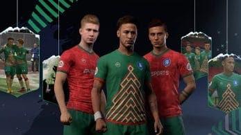 Los jugadores de FIFA 19 en la híbrida no están contentos con la promoción del inexistente evento navideño para Nintendo Switch
