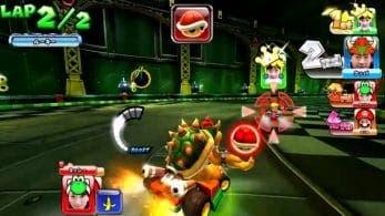 Nuevo contenido disponible en Mario Kart Arcade GP DX de recreativas