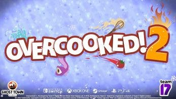 """Something Free-zing"" está de camino a Overcooked! 2"