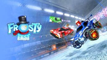 """El """"Frosty Fest"""" de Rocket League empieza el 17 de diciembre"""