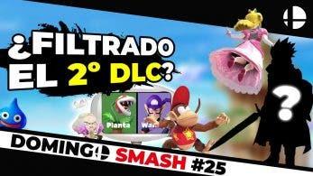 [Vídeo] Domingo Smash #25: ¿Segundo personaje DLC filtrado? Entrevista final, gana el mal, Diddy travieso
