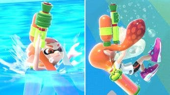 Así son todas las animaciones de los personajes nadando y ahogándose en Super Smash Bros. Ultimate