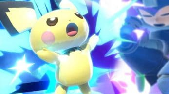 Pichu ha dejado de ser una broma en Super Smash Bros. Ultimate