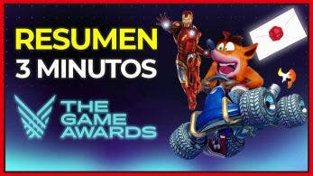 [Vídeo] ¡Resumen en 3 minutos! The Game Awards 2018: Smash Bros Ultimate, Crash Team Racing, Marvel y más