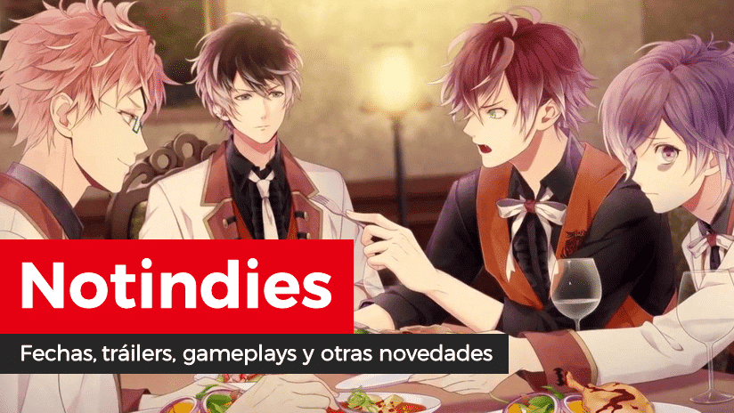 Novedades indies: A Kei Otaku Kanojyo, Diabolik Lovers: Chaos Lineage, Freja and the False Prophecy, Clouds & Sheep 2, Diggerman, Double Cross, GetAmped Mobile, Odium to te Core, Razed, Fairy Fencer F y más