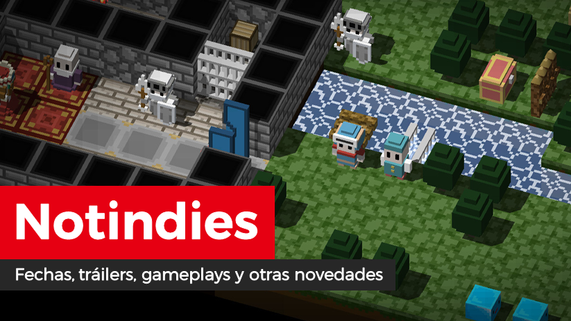 Novedades indies: BlockQuest Maker, Blind Boxes de Limited Run, My Girlfriend Is A Mermaid!?, Don't Sink, EPIC 3, Summer Pockets, Odium to the Core, Revertia y más