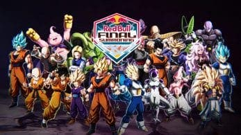 Bandai Namco y Red Bull Esports detallan la final del Dragon Ball FighterZ 2019 World Tour