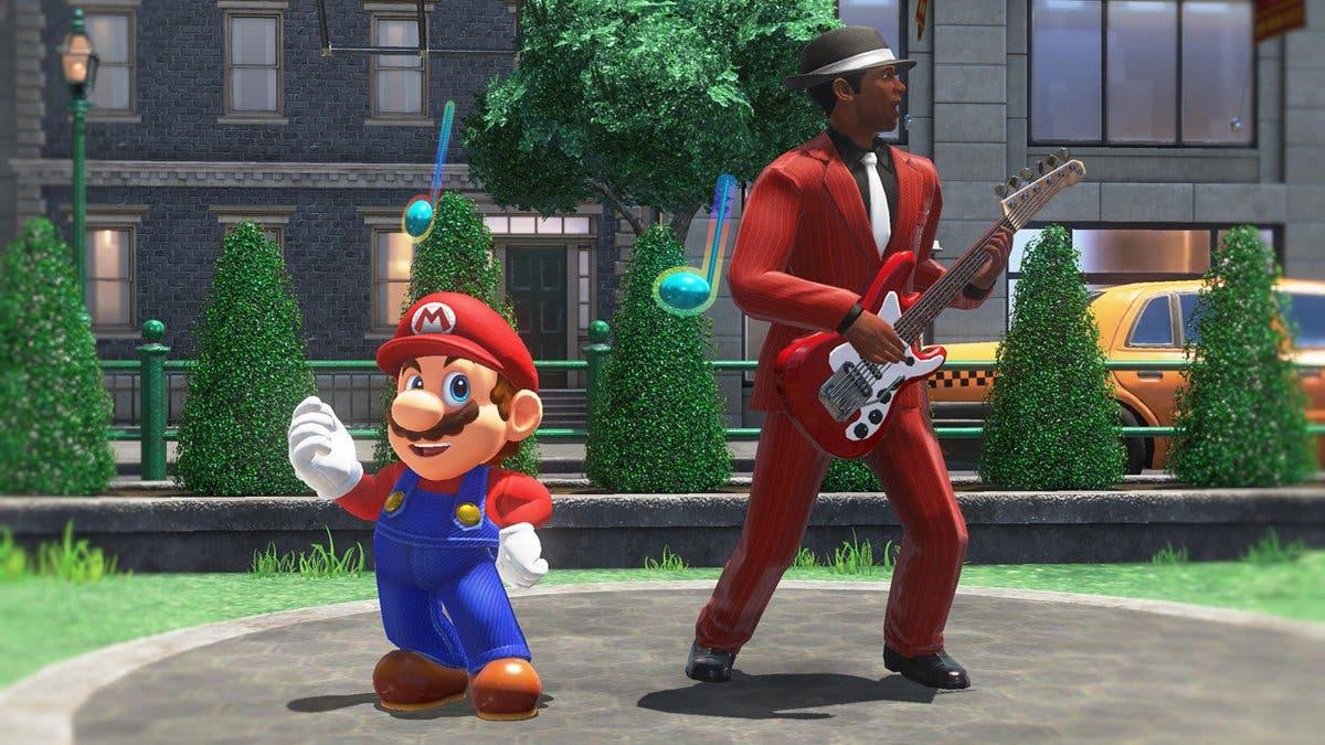 Super Mario Odyssey ha sido el juego más vendido en Amazon.com en 2017