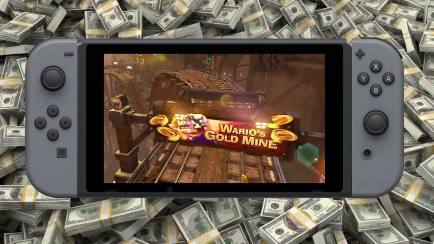 Furukawa confía en que Switch habrá vendido 20 millones de consolas y 100 de juegos al final de este año fiscal
